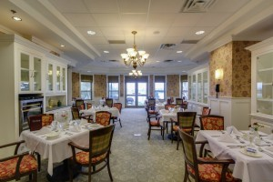 Kenny's Pond Retirement Residence - Dining Room