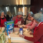 Just Like Nan's Baked Goods Program at The Ronald McDonald House in St. John's Kenny's Pond Residents made a visit to the Ronald McDonald House where they baked special treats for the children and their families.